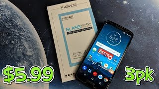 Moto G6 | Tempered Glass Screen Protector