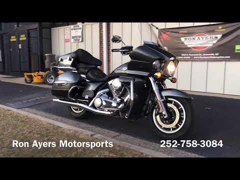 2011 Kawasaki Vulcan® 1700 Voyager® in Greenville, North Carolina - Video 1