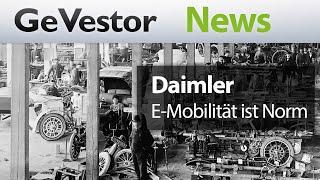 """Mercedes Benz ist jetzt elektrisch!"" Daimler deklariert Mobilität zum Grundrecht"