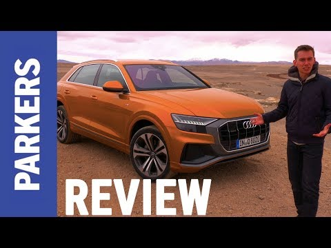 Audi Q8 SUV Review Video
