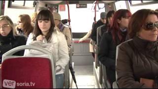 preview picture of video 'Autobus Urbano de Soria'