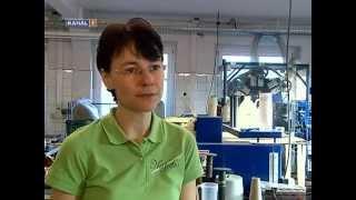 Steinbergalpakas - Verarbeitung der Alpakawolle