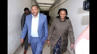 A humbling moment for fiery Waititu - VIDEO