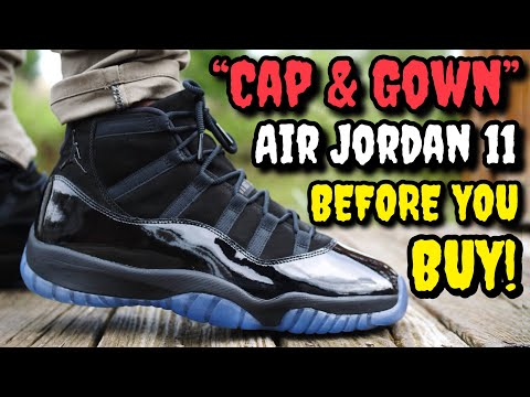 """CAP & GOWN"" / ""PROM NIGHT"" AIR JORDAN 11 ON FEET REVIEW! WORTH $250? WATCH BEFORE YOU BUY! Mp3"