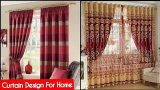 Curtain Design For Home Interiors || Curtain Design || Curtains For Living Room || Parda Design 2021