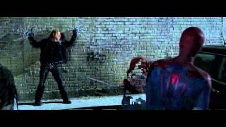 Spider man vs ladron de autos