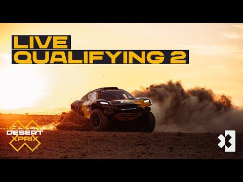 エクストリームE 2021 第1戦 サウジアラビア 予選2のライブ配信動画