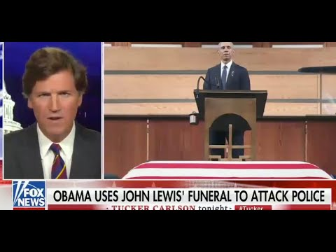 Tucker Carlson Calls Barack Obama 'One Of The Sleaziest And Most Dishonest Figures' In Heated Rant