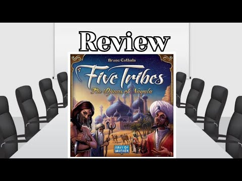 Five Tribes Review - Chairman of the Board