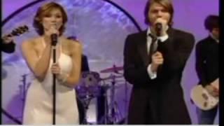 Delta Goodrem & Brian McFadden - Almost Here - Live @ Miss Suomi 2005