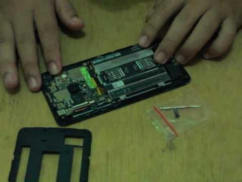 Video Cara perbaiki tombol power Asus Zenfone 5 yang rusak - Cara ganti fleksibel power zenfone 5
