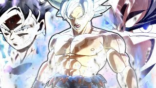 Most DANGEROUS Goku! Ultra Instinct! Goku Life Line | Dragon Ball Xenoverse 2
