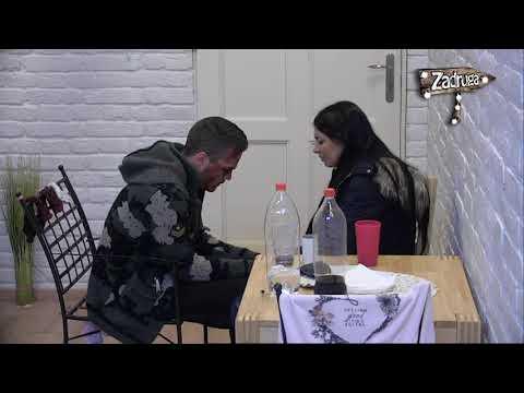 Задрага 2 - Зерина плаčе након интервджаа Бане дже теšи - 10.12.2018.