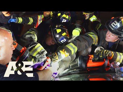 Live Rescue: Hand Screwed to a Car (Season 2) | A&E