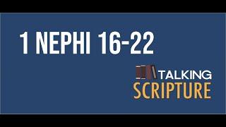 Ep 33 | 1 Nephi 16 22, Come Follow Me 2020 (Jan 27 Feb 2)