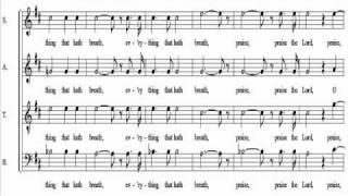 Franck-Psalm 150-Alto-Score.wmv