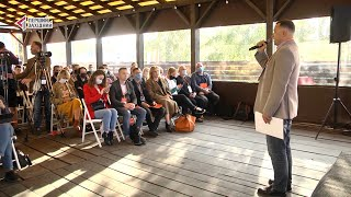 Партія «Голос» представила свою команду на Львівщині