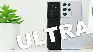 Is The Samsung Galaxy S21 Ultra 5G Really Ultra? : Full Review And All Your Questions Answered!
