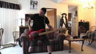 Fall Out Boy - Reinventing The Wheel To Run Myself Over (bass cover)