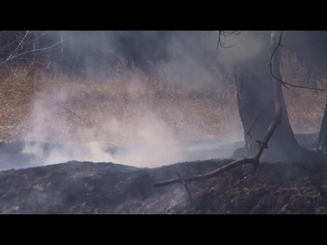 Ангарск в огне