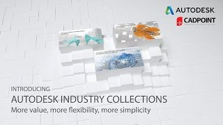 Autodesk Architecture Engineering & Construction Collection - Out Now