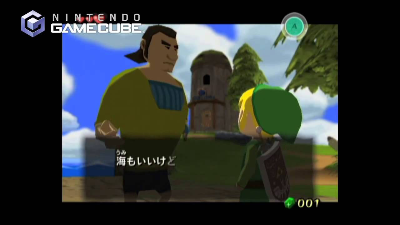 Wow, Wind Waker HD Looks A Lot Better Than I Expected…