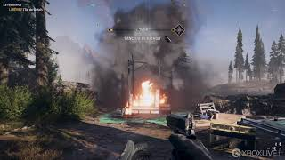 [4K] Far Cry 5 - 20 minutes de gameplay sur Xbox One X en FR