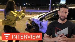 Tesla Autopilot Crash Survivor Shares His Story [interview]