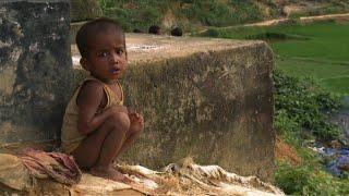 Hundreds of Rohingya children arrive in Bangladesh alone
