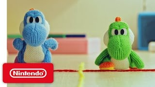Poochy & Yoshi's Woolly World – On your mark… Get set… - dooclip.me
