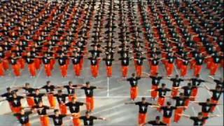 THRILLER - CEBU Dancing Inmates