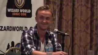 Том Фелтон, Big Apple Comic Con - Tom Felton Exclusive Panel 2011