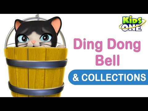 Ding Dong Bell | Ten in the Bed, Phonics Song and Many More Nursery Rhymes Compilation for Children