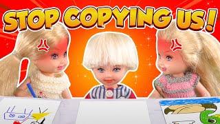 Barbie - Stop Copying Us! | Ep.303