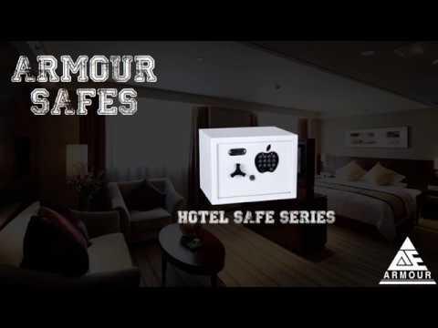 Digital Display Hotel Safes