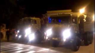 Генеральная репетиция парада. Севастополь