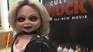 Cult of chucky behind the scenes