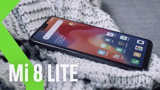 Xiaomi Mi 8 lite, análisis: ALTAMENTE RECOMENDABLE