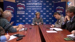 Итоги дня выборов прокомментировали в региональном отделении партии «Единая Россия»