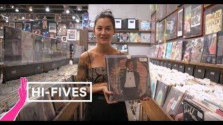 Japanese Breakfast Reveals Her Hometown Hero   HI FIVES   Vinyl Me, Please