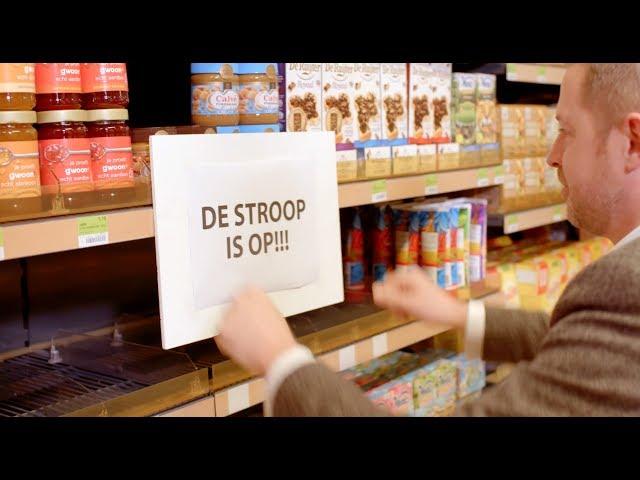 Marketingcampagne voor Frutesse Fruitstroop