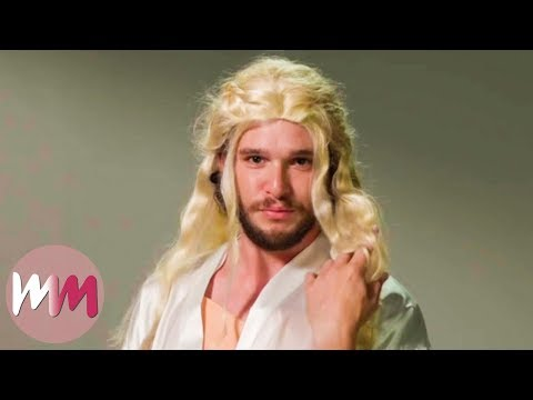 Top 10 Cutest Kit Harington Moments