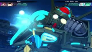SD Gundam G Generation Genesis: Gundam G- Self(Perfect Pack) All Attacks