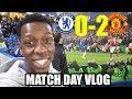 Chelsea Vs Manchester United (0-2) MATCH VLOG   POGBA SCORES AGAIN...