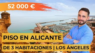 Piso En Alicante De 3 Habitaciones | Apartment In Alicante Spain
