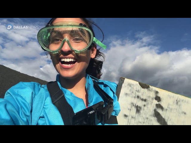 Volcano Surfing in Nicaragua
