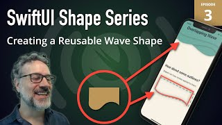 SwiftUI Shapes Live: 3 - The Wave