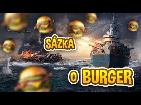 Jawo a jeho sázka o Burger
