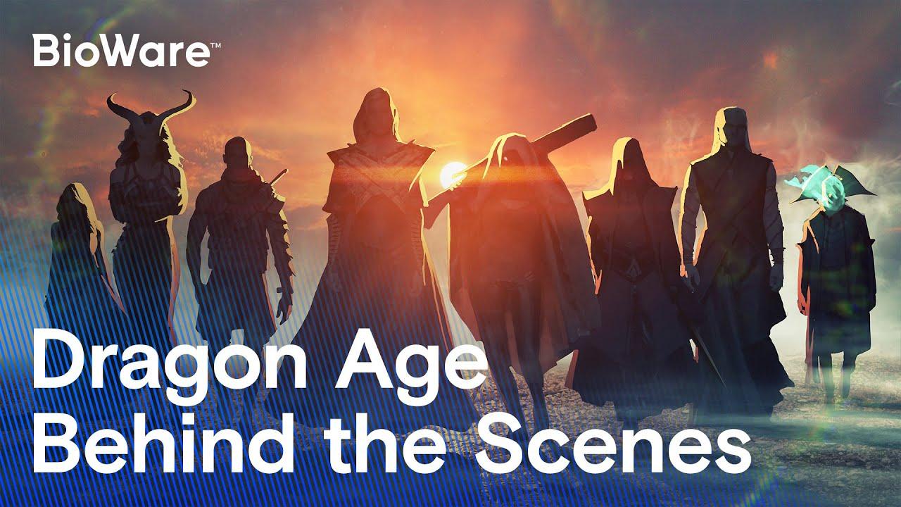 Bioware公開了一段《闇龍紀元》最新作的開發者幕後花絮,展示了遊戲開發過程中的概念藝術圖、引擎內渲染畫面、配音過程、動捕部分等。本作尚處於早期開發階段。 Maxresdefault