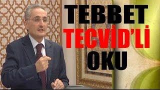 Fatih Çollak - Tebbet Tecvidli Öğren